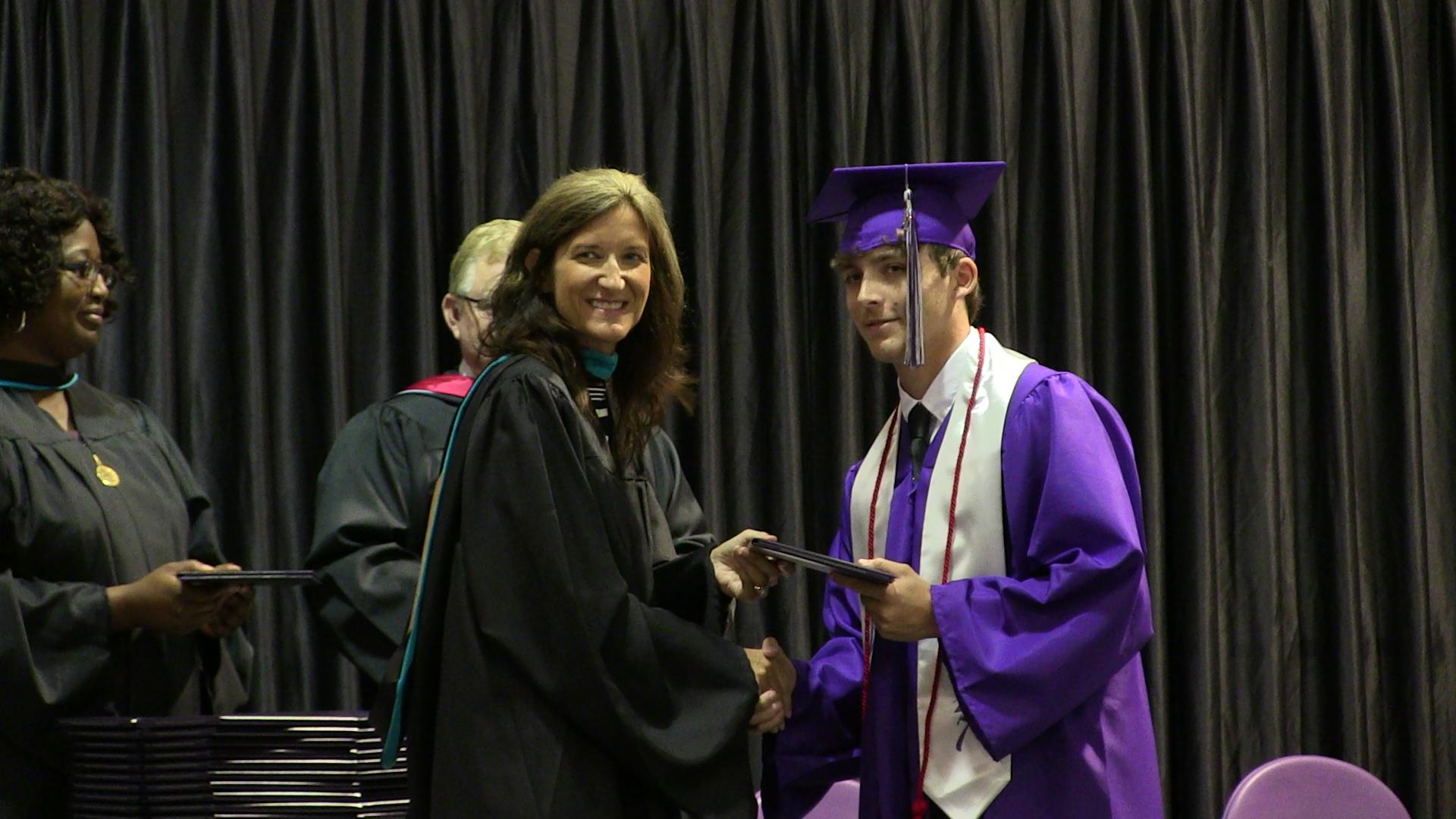 West Bladen Graduation 7