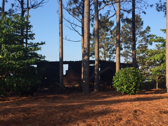 House Fire claims Bay Tree Lakes Home