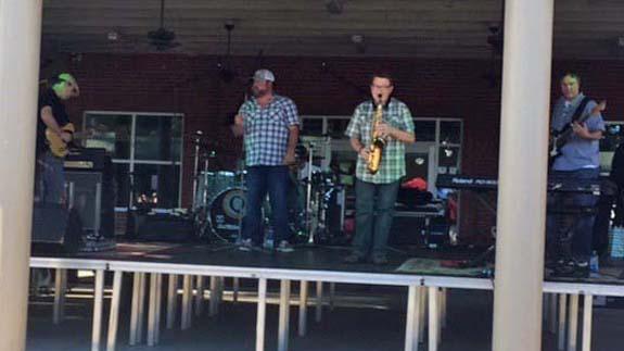 Summer Sounds Concert Series kicks off