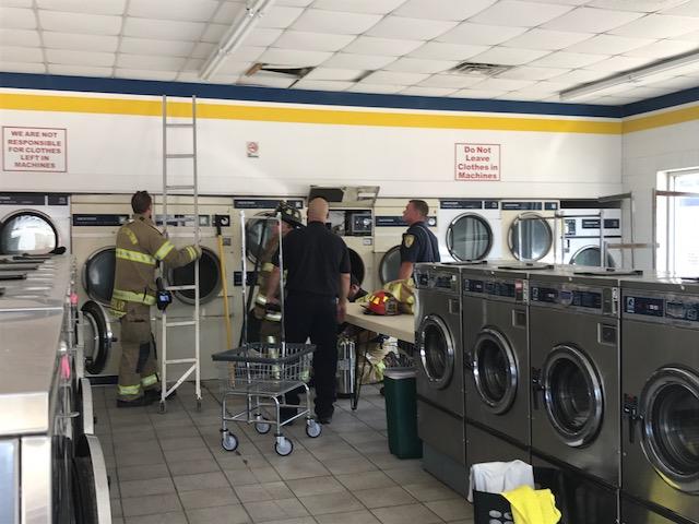 Laundry Mat Fire 1