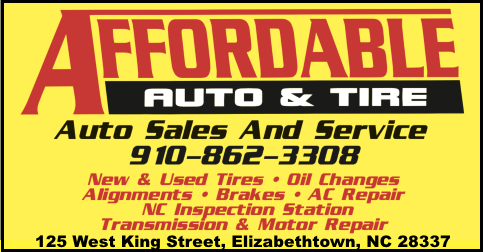 Affordable Auto and Tire