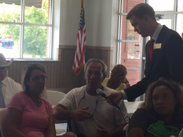 Congressman Pittenger Town Hall 3
