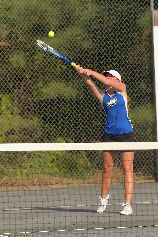 East Bladen v West Columbus Tennis 2017 10