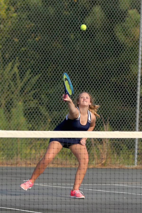 East Bladen v West Columbus Tennis 2017 14