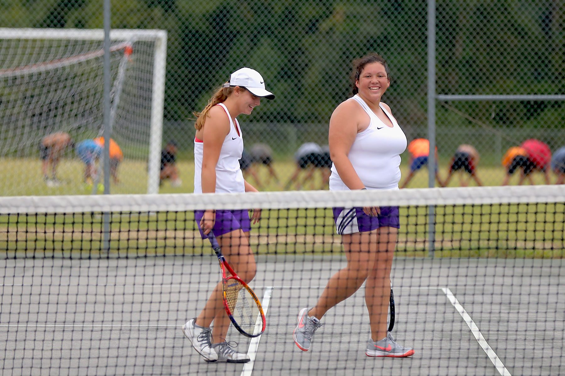 East Columbus V West Bladen 2017 Tennis 3