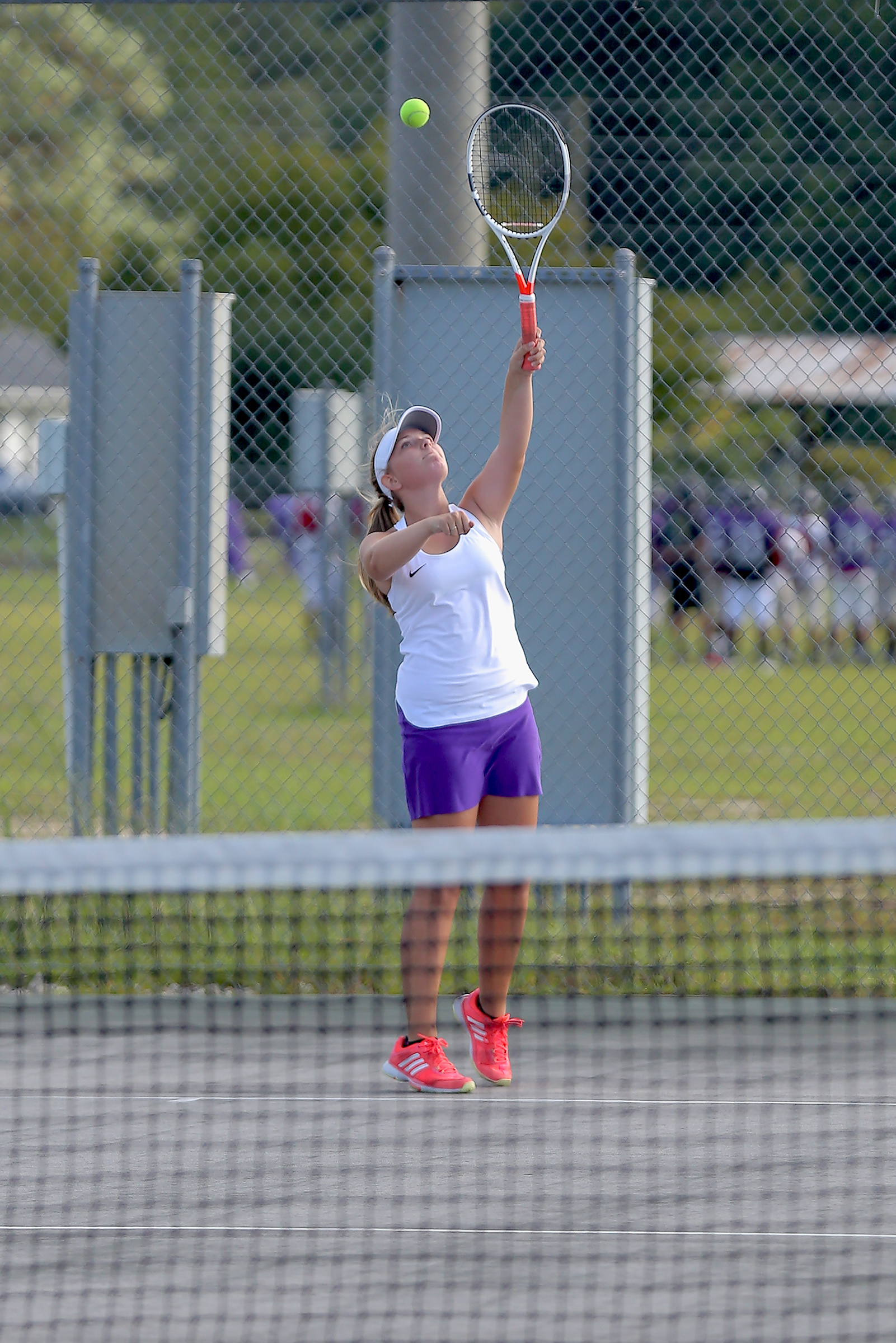East Columbus v West Bladen 17 Tennis