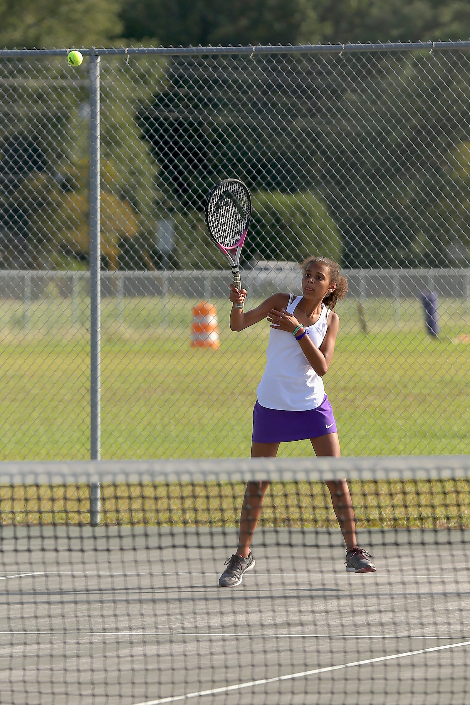 East Columbus v West Bladen 2017 Tennis 2