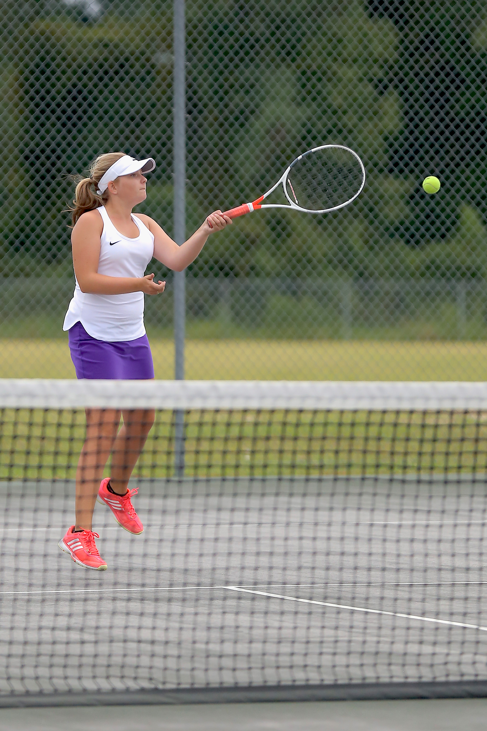 East Columbus v West Bladen 2017 Tennis 5