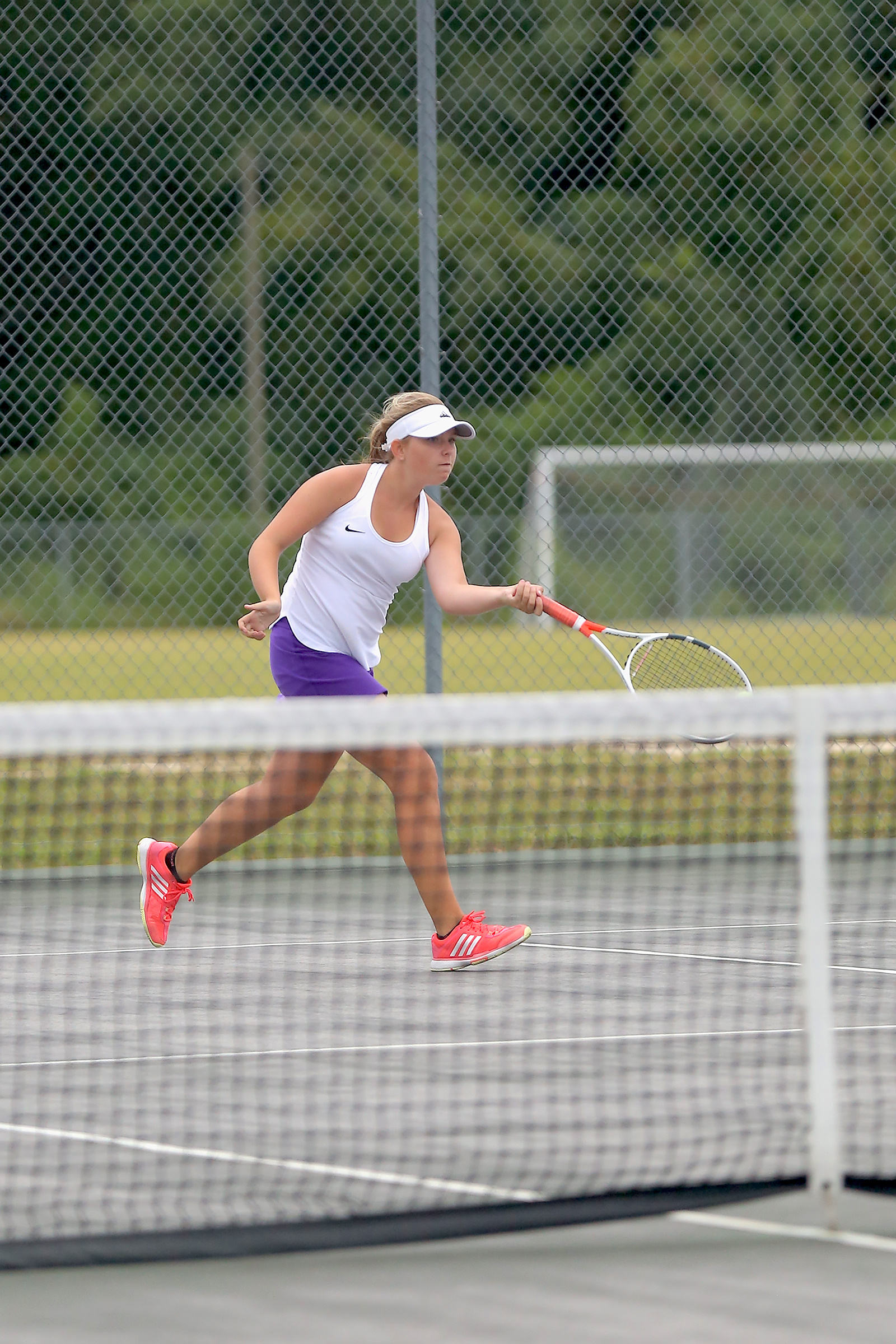 East Columbus v West Bladen 2017 Tennis 6
