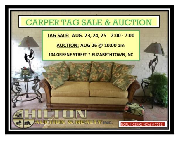 Hilton Auction