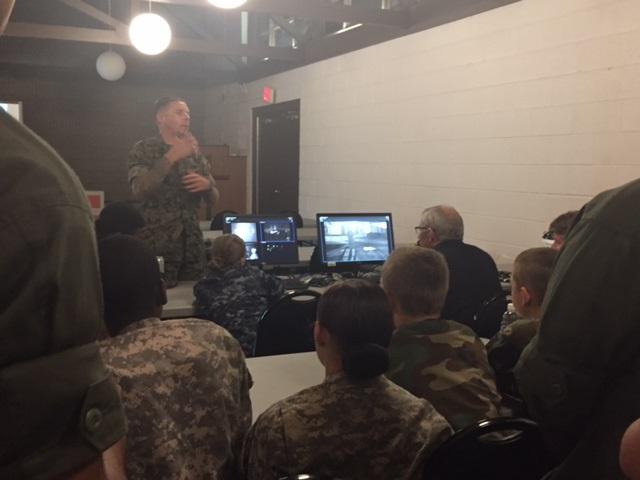 Marine Training 2