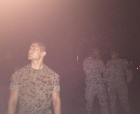 Marine Training 3