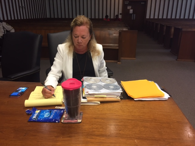 trial lawyer for mitchell teresa gibson