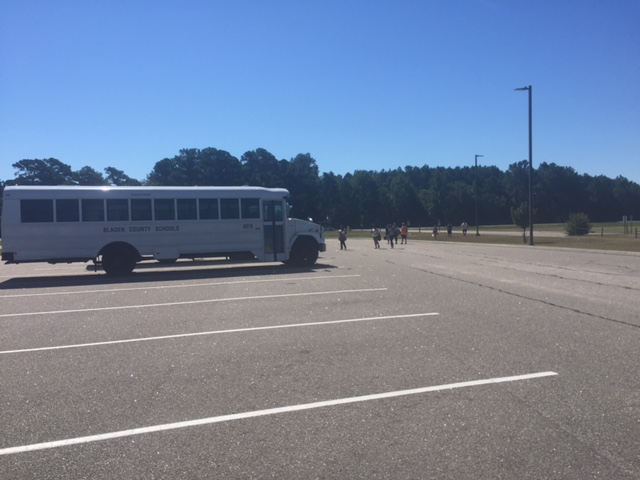 West Bladen Evacuated
