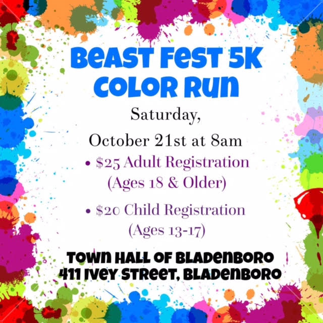 Take part in the 5K