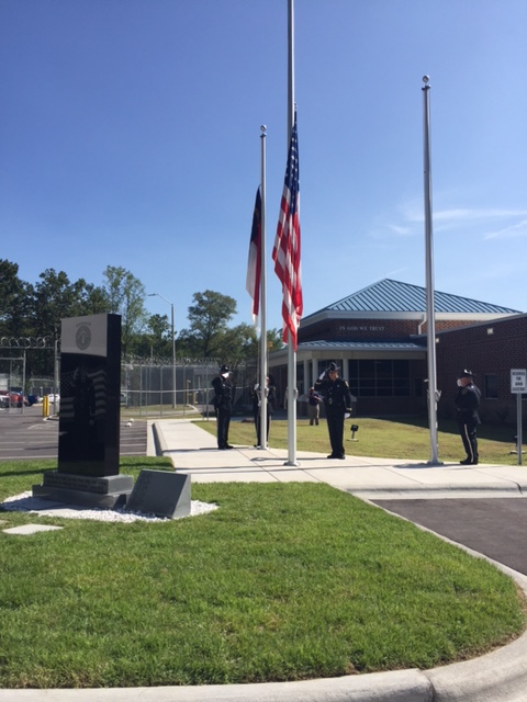 Jail Dedication 90817 2