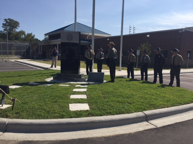 Jail Dedication 90817 7