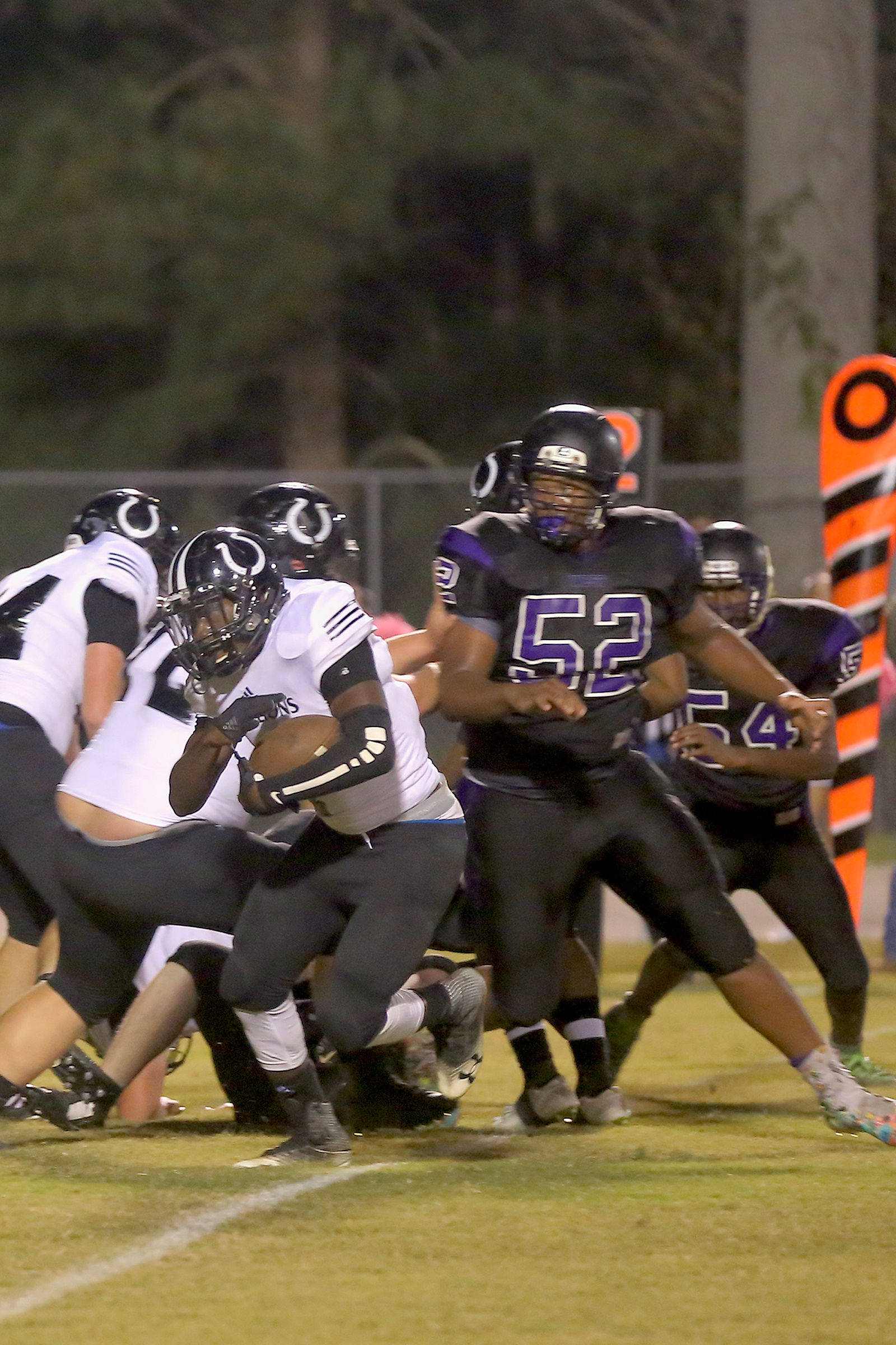 West Bladen v South Columbus 2017 D