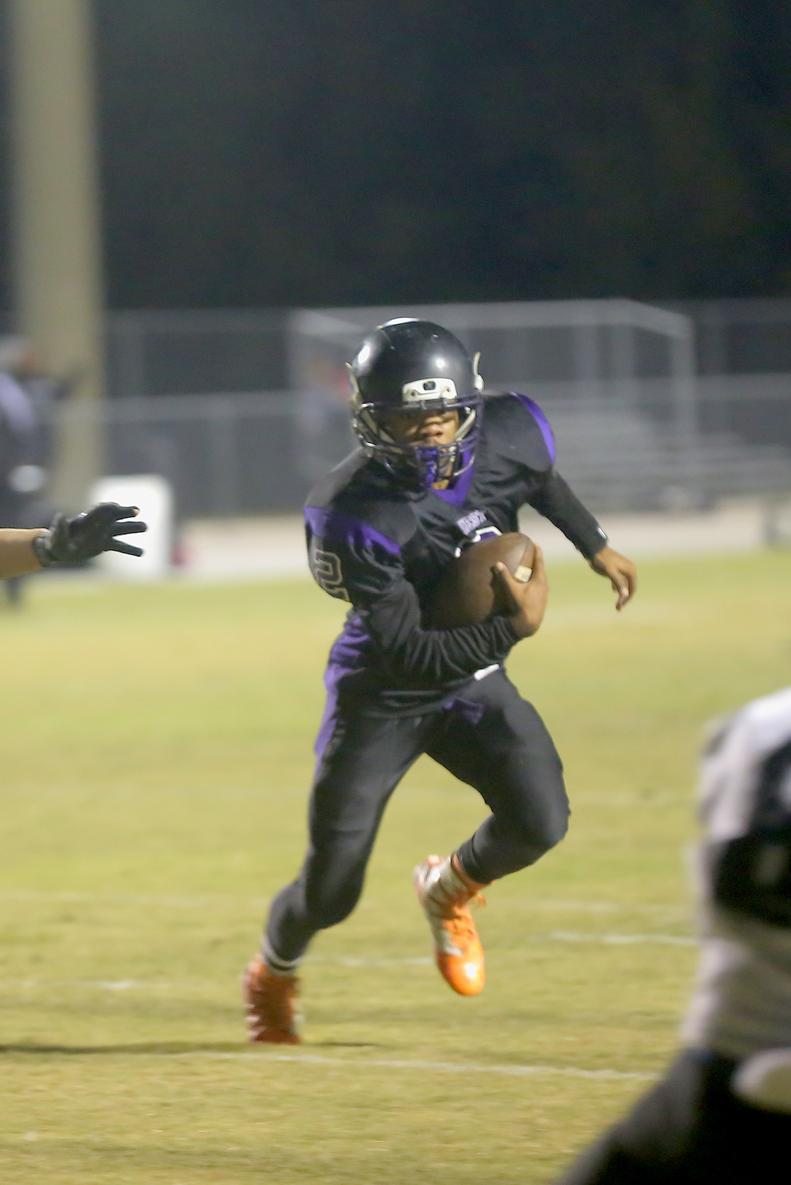 West Bladen v South Columbus 2017 K