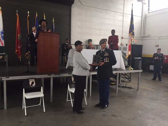 Bladen County Veterans Ceremony 10