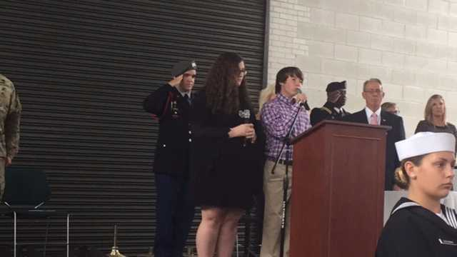 Bladen County Veterans Ceremony 6