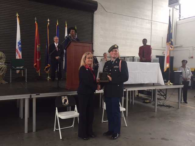 Bladen County Veterans Ceremony 8