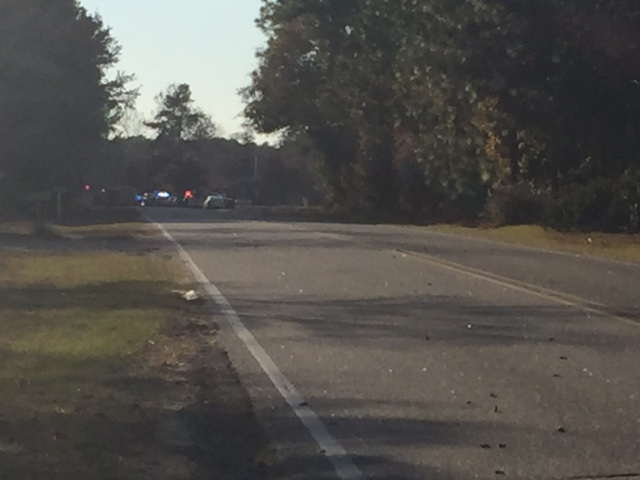 Vehicle and Wood fire in Tar Heel