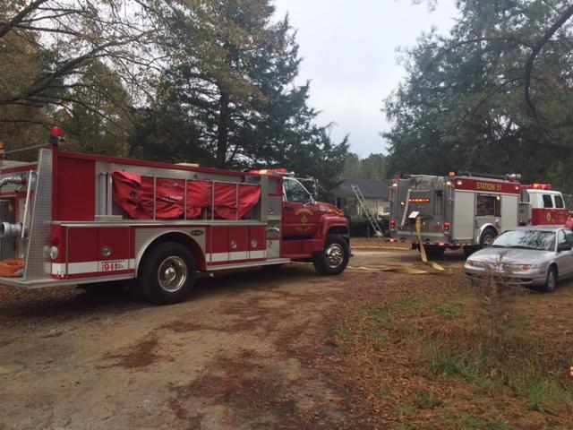Bellamy Road Fire 1