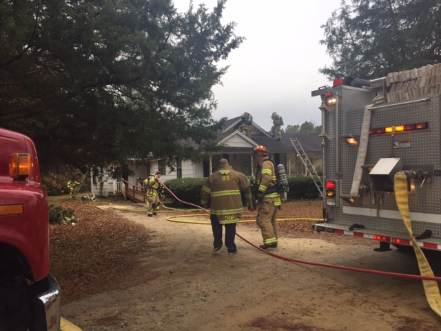 Bellamy Road Fire 2