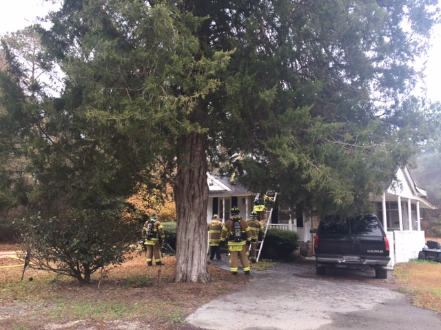 Bellamy Road Fire 3