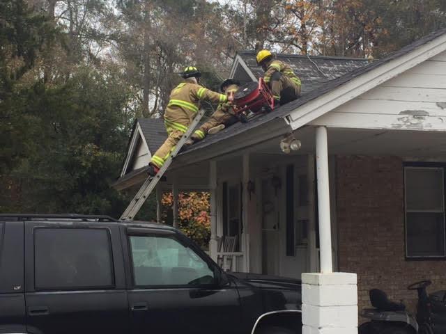 Bellamy Road Fire 5