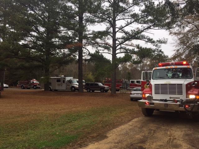 Bellamy Road Fire 6