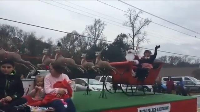Bladenboro Christmas Parade 5