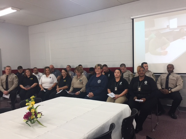 Critical Incident Training Graduates 1