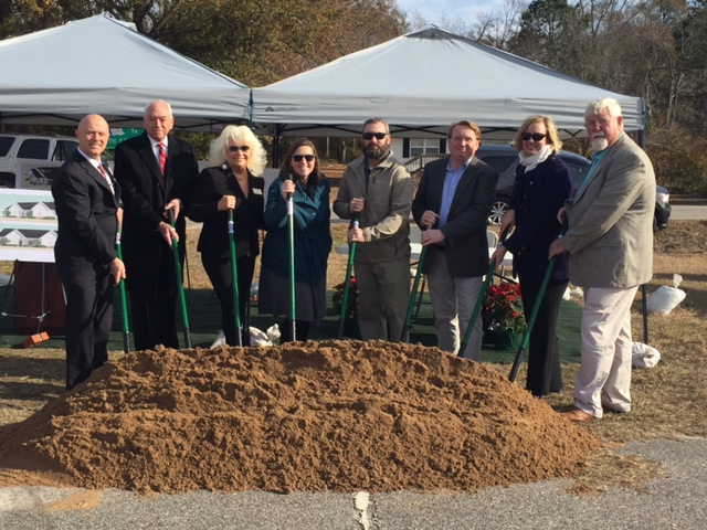 Groundbreaking held for new Terminal