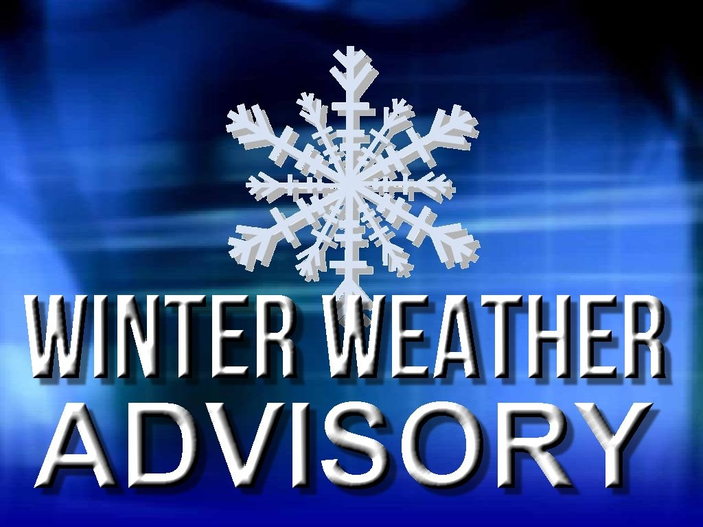 Image result for winter weather advisory Clipart