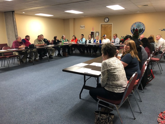Bladen County Opioid Task Force Meeting 1