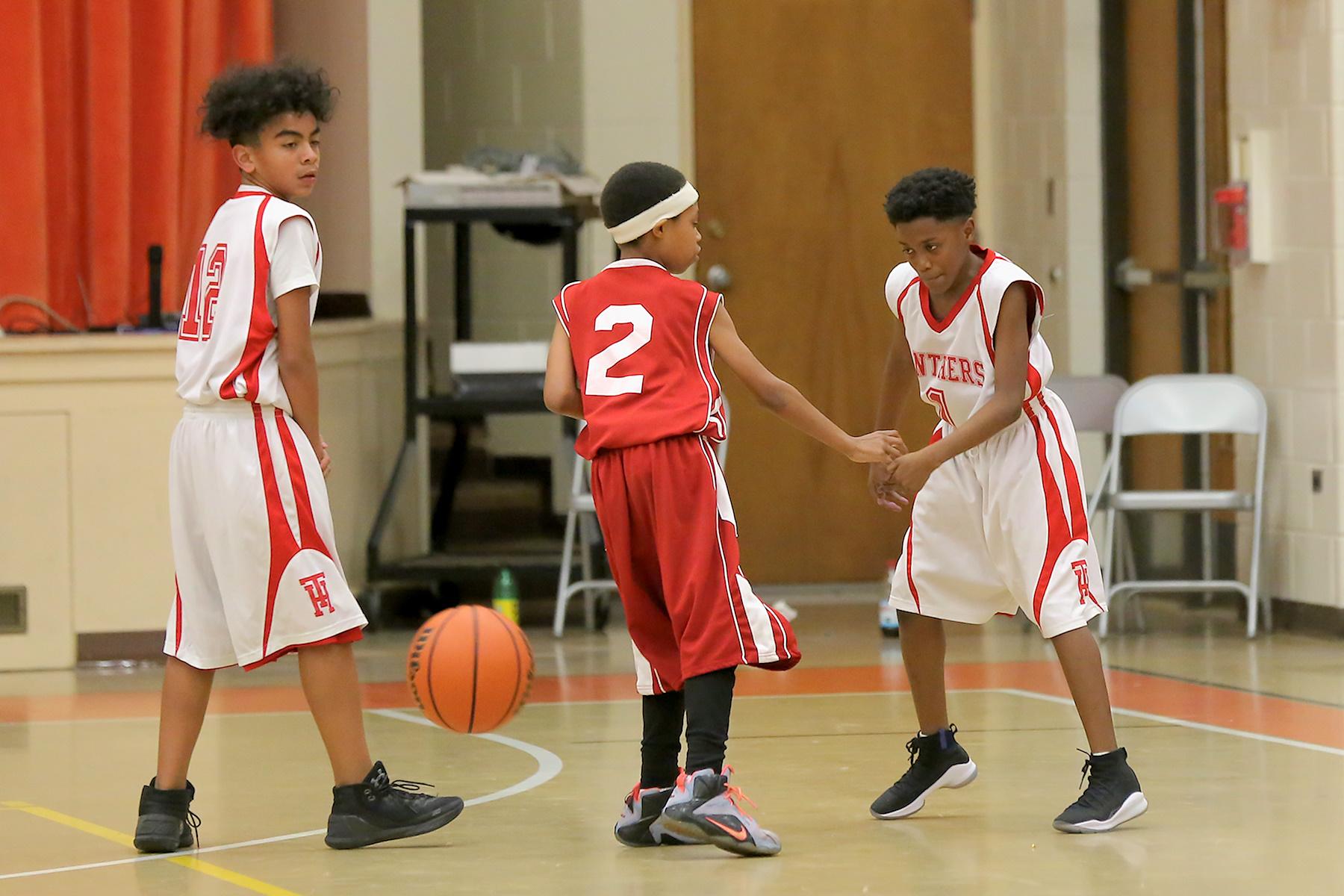 Bladen 5 boys basketball East Arcadia vs Tarheel