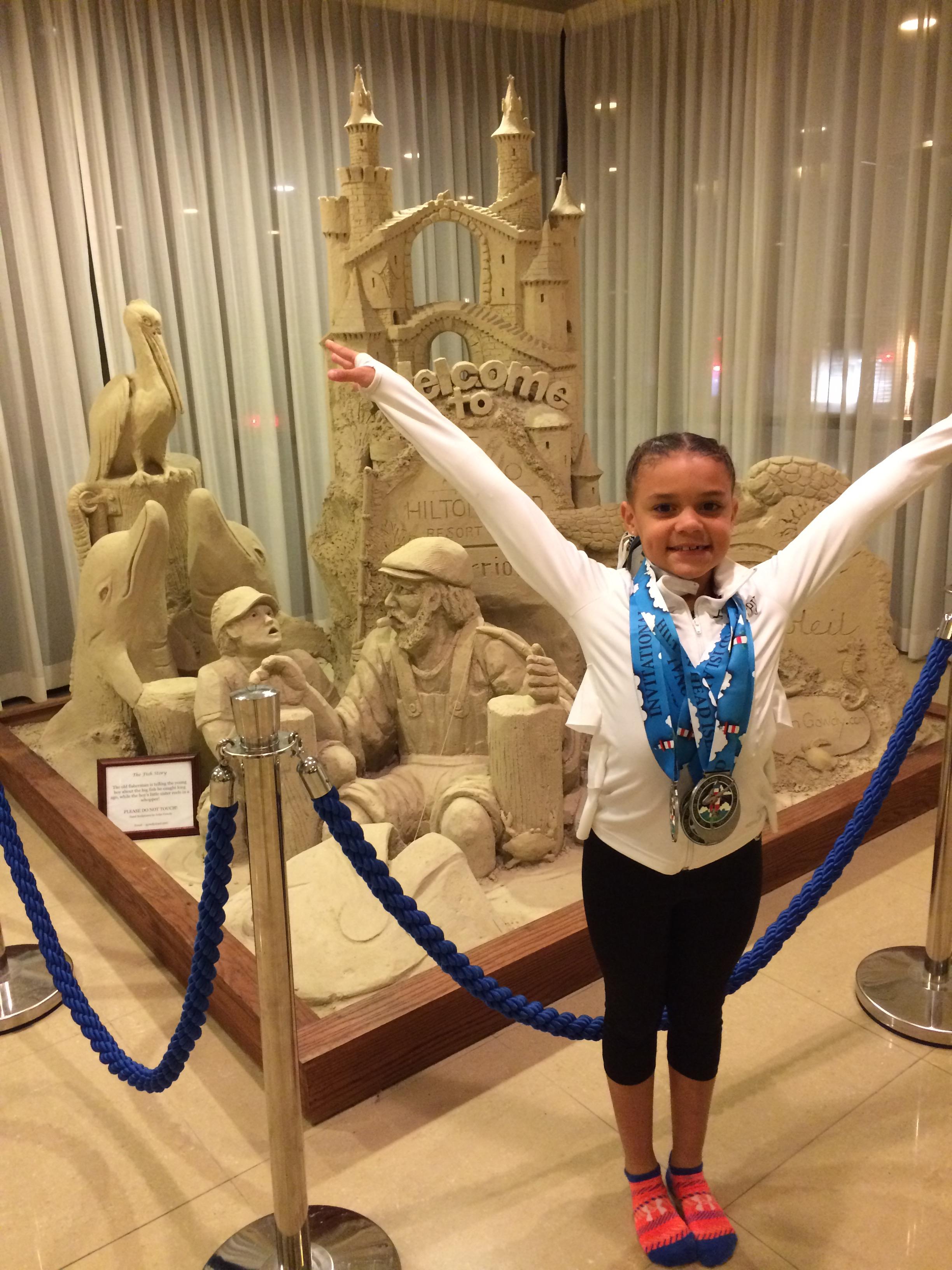 Lumberton Gymnastics Academy lewis 9