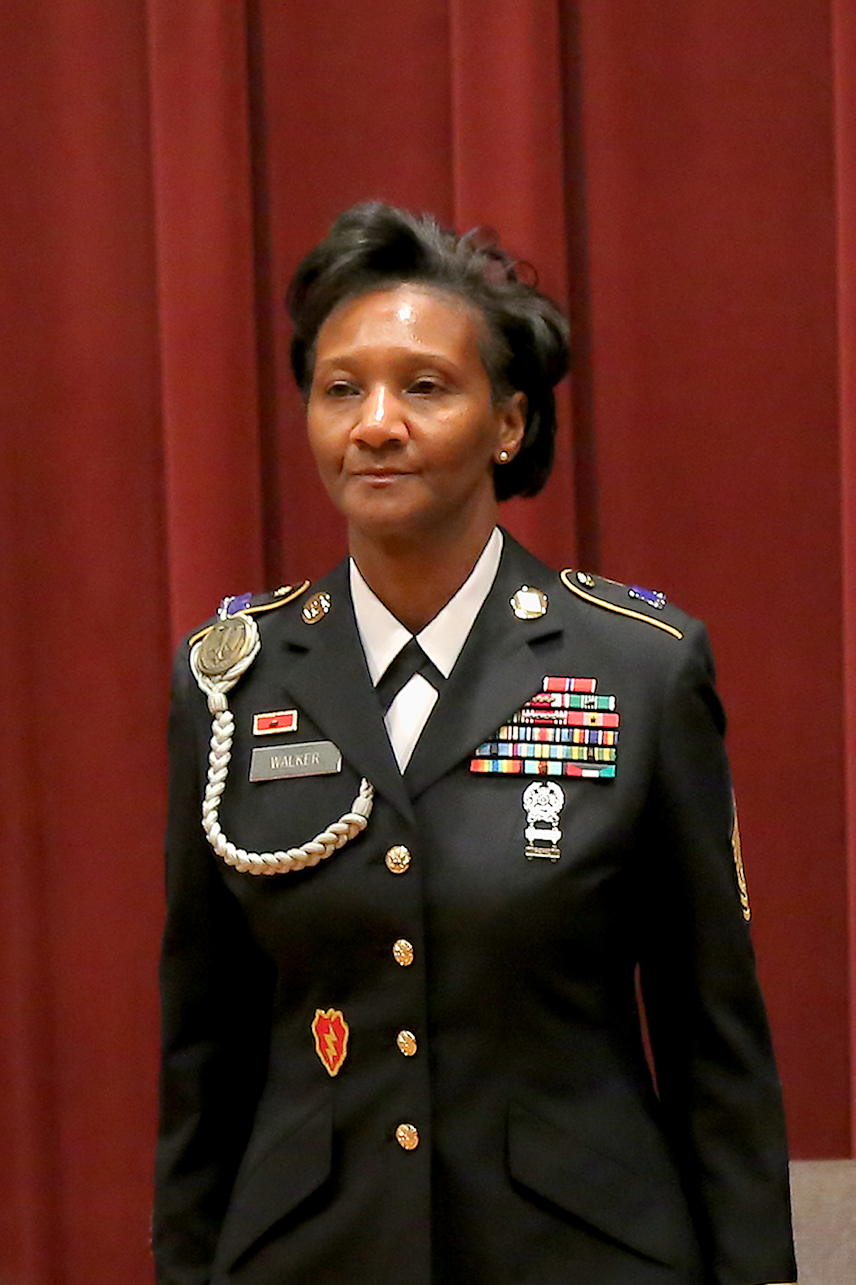 CSM Walker retirement ceremony conducted