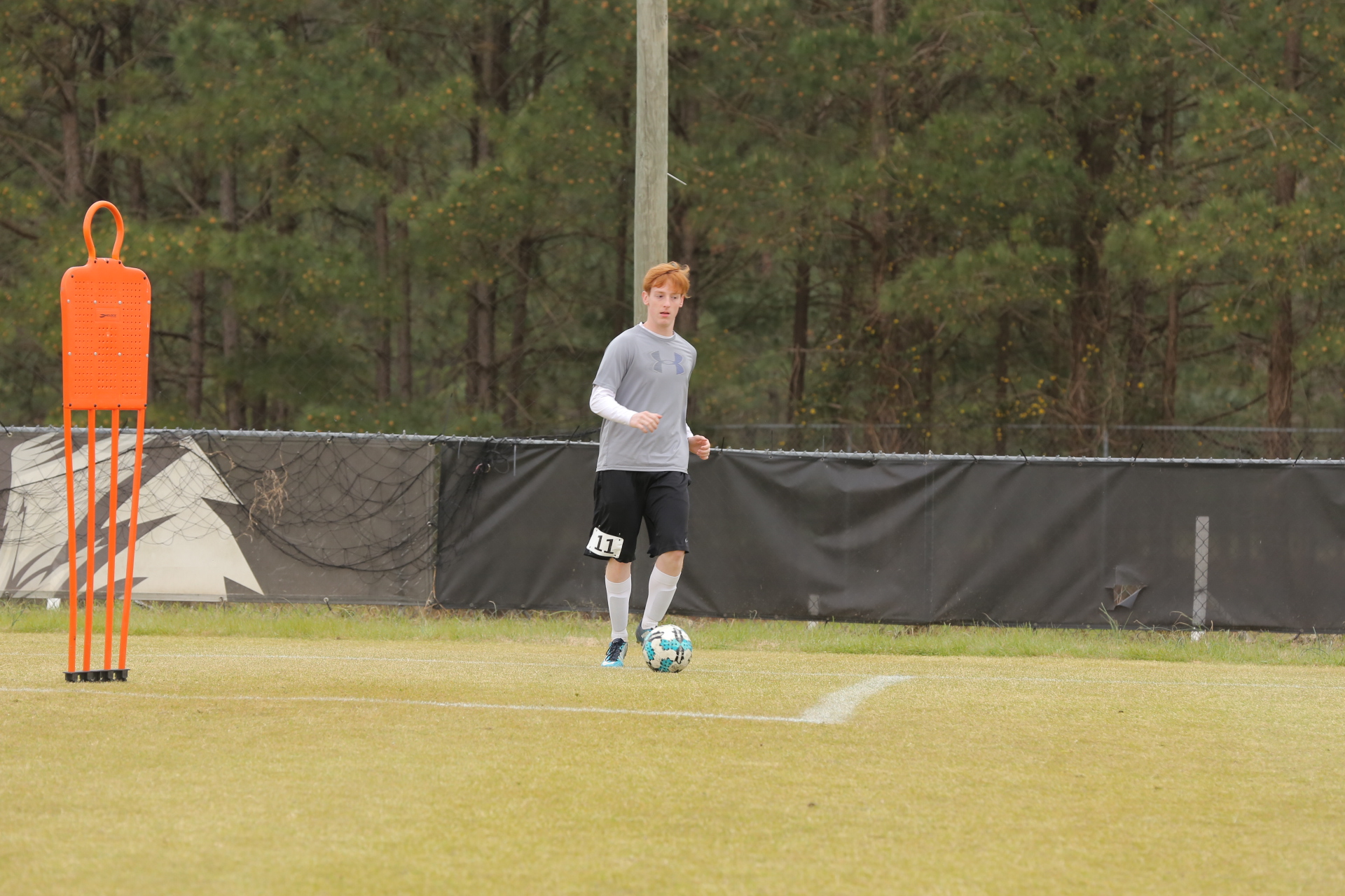 Bladen County Soccer Association College ID Camp 3