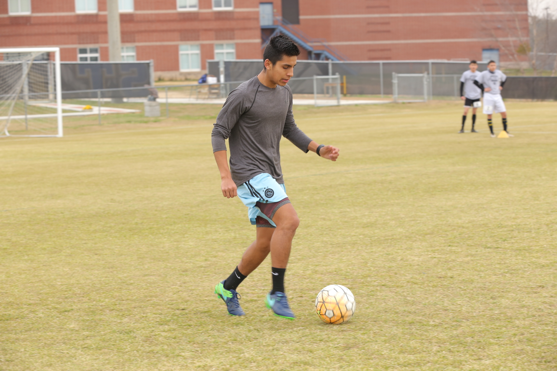 Bladen County Soccer Association College ID Camp11