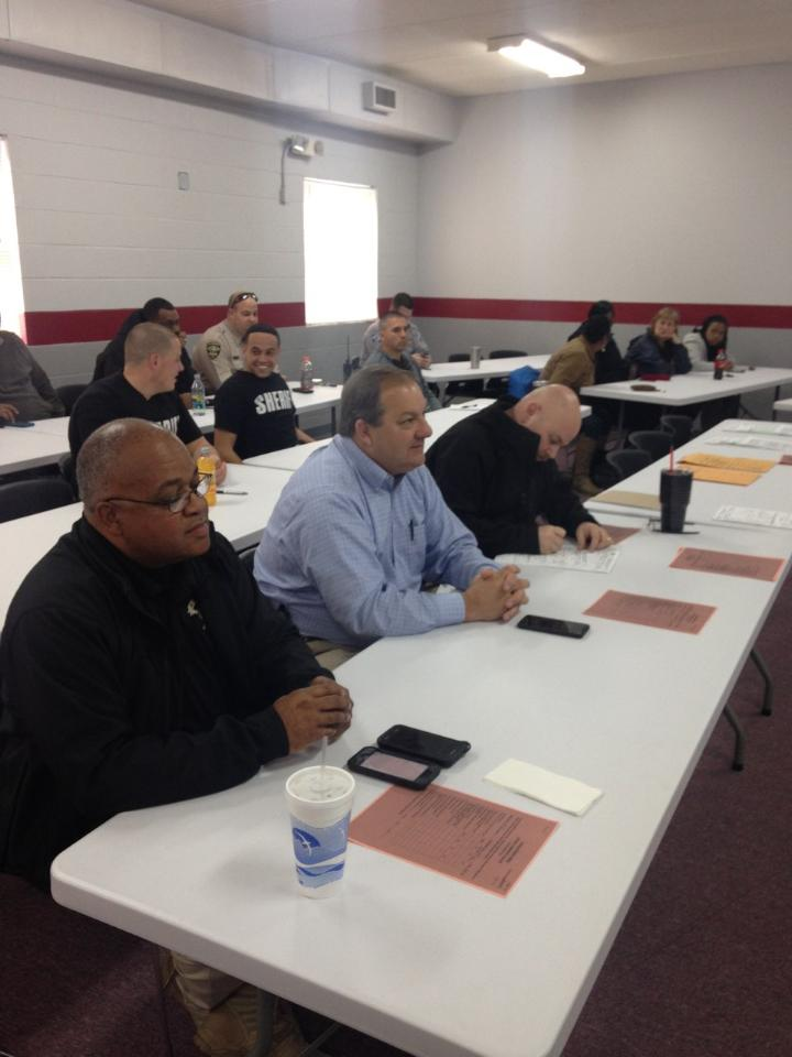 Bladen County Training Center 3