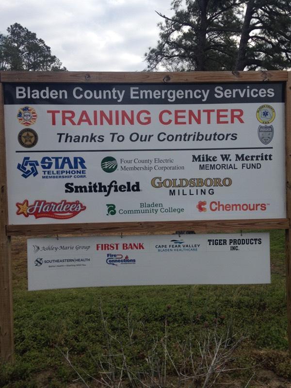 Bladen County Training Center 4