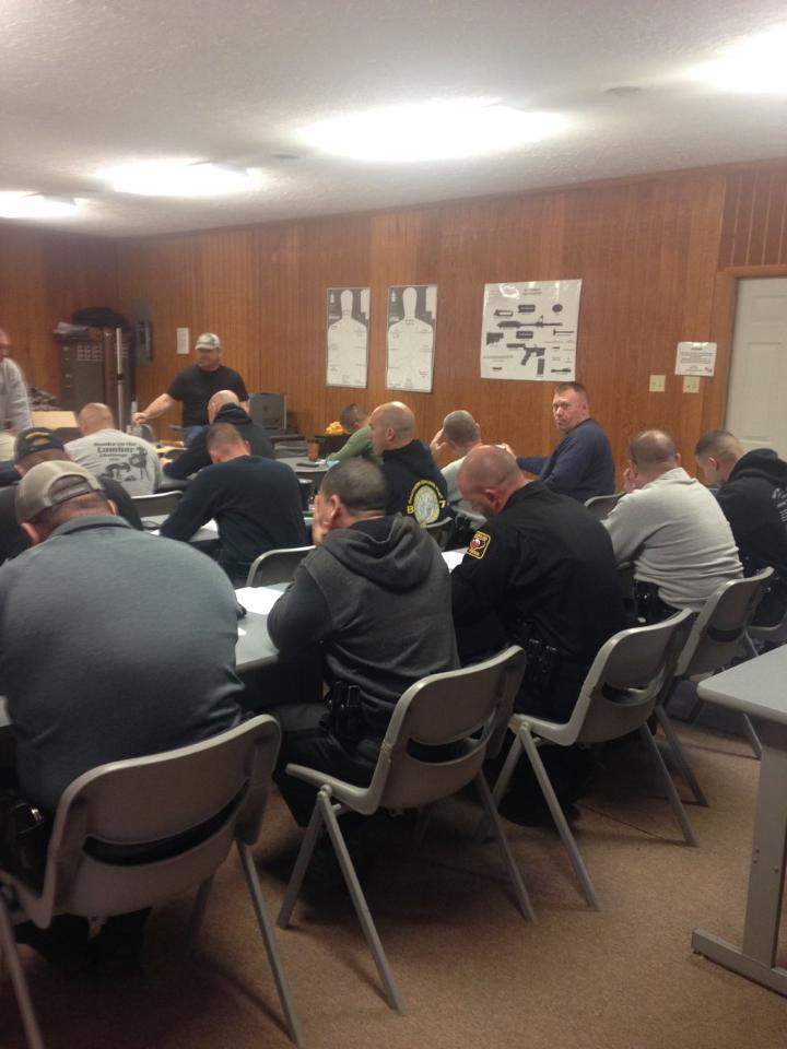 Bladen County Training Center 5