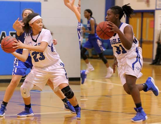 East Bladen duo named to Coaches team