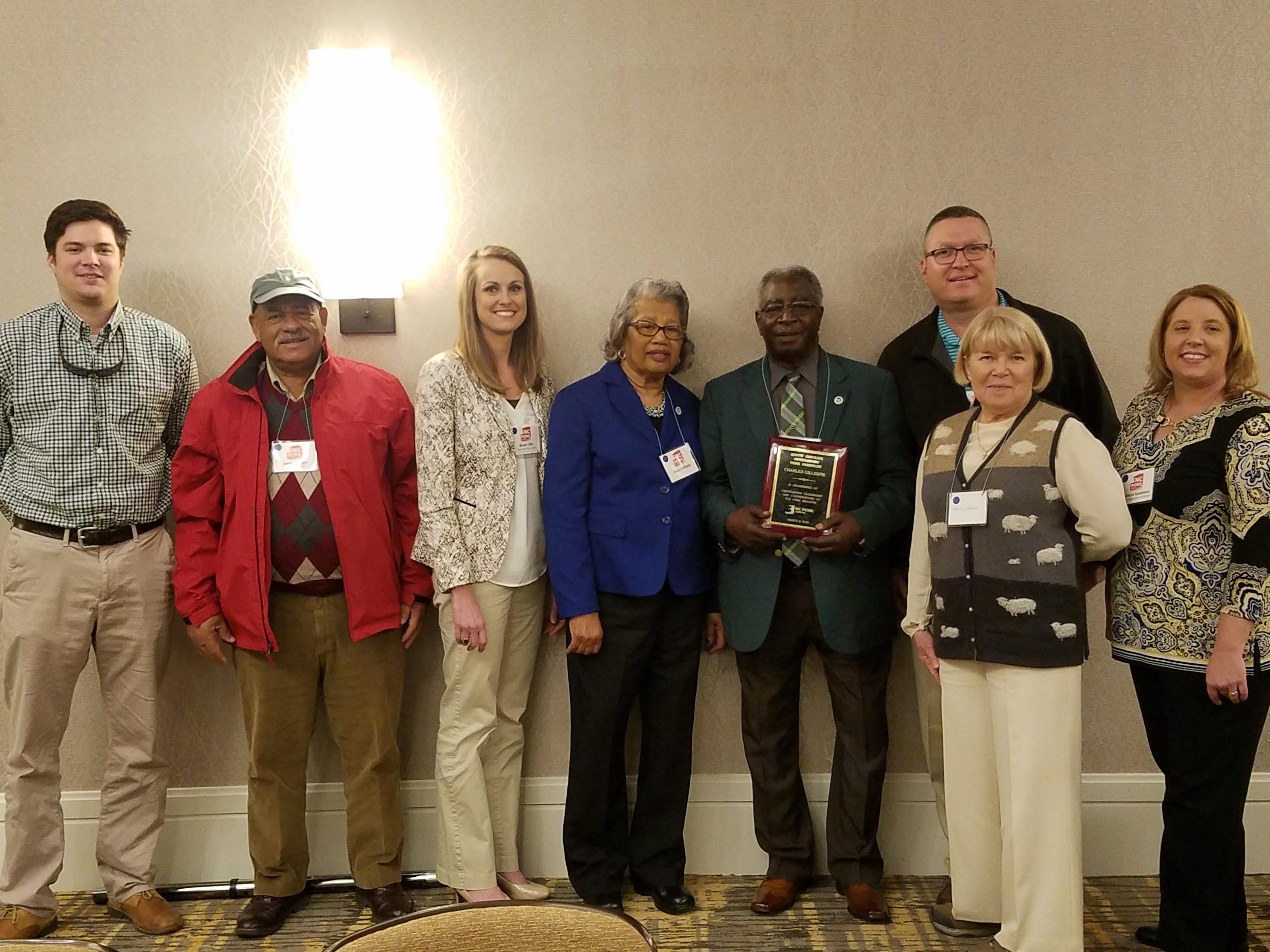 Bladen family farm earns recognition