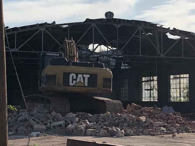 Dealership Demolished Elizabethtown 3
