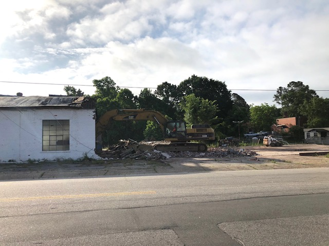 Dealership Demolished Elizabethtown 6
