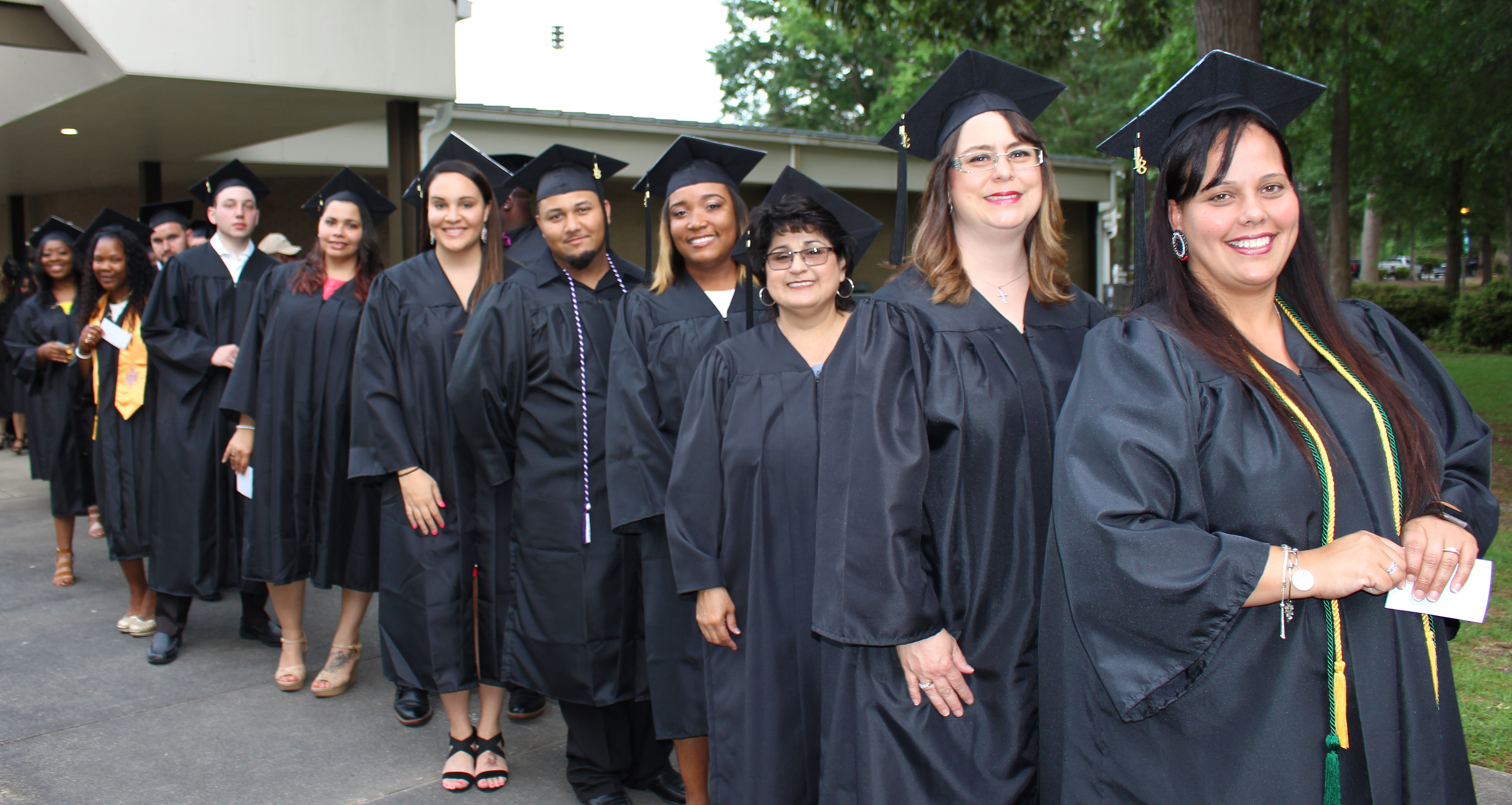 Bladen Community College celebrates graduates with commencement